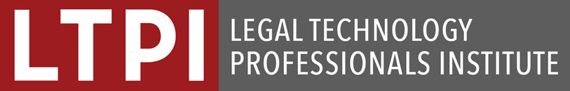 LTPI Legal Technology Professionals Institute